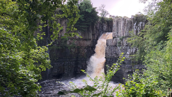 High Force waterfall